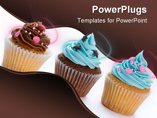 Free cupcake flyer templates