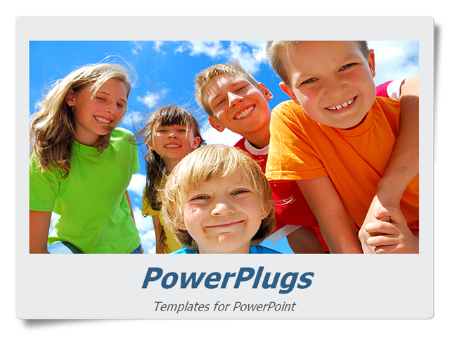 powerpoint templates children. PowerPoint PPT Template