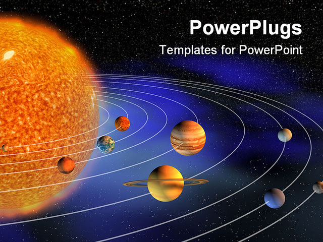 powerpoint presentation on planets - photo #18