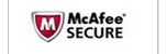 This website has been scanned with McAfee Internet Security.