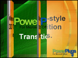 PowerPlugs: Transitions for Microsoft PowerPoint Presentations